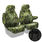 NEW Custom Fit Multi Cam Tropic Camo Tactical Seat Covers w MOLLE Back USA MADE