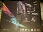 ASUS ROG Strix Z270E Gaming LGA 1151 Intel Motherboard w I O Shield