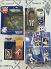 Roger Maris & Mark McGwire 1997 Starting Lineup Classic Action Figure & Cards