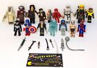 Marvel  Lord Of The Rings Mini Mates Collection Lot Of 16 Figures Mini Figs Lot