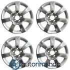 Cadillac CTS 2006 2007 17 Factory OEM Wheels Rims Set Polished with Silver