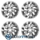 New 17 Replacement Wheels Rims for Honda CR V 2015 2016 Set Silver