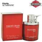 Yacht Man Red Cologne 3.4 oz EDT Spray for MEN by Myrurgia