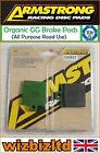Armstrong Front GG Brake Pad Benelli 125 T 1983 PAD230037