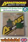Armstrong Front Right GG Brake Pad Malanca 125 ob one M6 Racing 1985