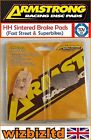 Armstrong Front HH Brake Pad Lifan LF 50 QGY ALL YEARS PAD320159