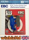 EBC Front SFAC Brake Pad Piaggio Beverly S 250 ie 2007 SFAC353