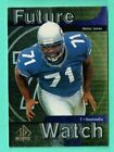 1997 SP Authentic Football Cards 18