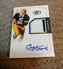 PAUL HORNUNG 2017 PANINI NATIONAL TREASURES PATCH AUTO 15 25 PACKERS
