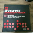 Boogie Pimps Somebody To Love Saltshaker Remix 12 House Vinyl Data Records