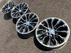 17 CHEVROLET COLORADO ZR2 BISON GMC CANYON OEM FACTORY STOCK WHEELS RIMS 6x120