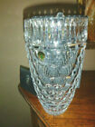 Waterford Crystal 11 HONEY VASE Mint New in Box with Stickers Free USA Ship