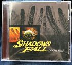 SHADOWS FALL - OF ONE BLOOD USED - VERY GOOD CD