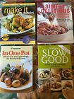 4 Weight Watcher Cookbooks Slow Good In One Pot Simply Delicious Make In Min