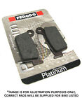 Ferodo Platinum Compound P Rear Brake Pads FA208 Maico Supermoto 500 1999-2000