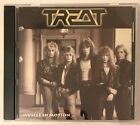 Treat ‎– Muscle In Motion CD import Metal Rendezvous OOP Rare ** Like New **