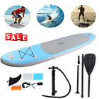 Inflatable Surfboard Kit Stand Up Paddle for Beach Ocean Body Boarding Surfing