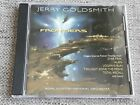 FRONTIERS CD SOUNDTRACK  - JERRY GOLDSMITH - STAR TREK - DAMNATION ALLEY ETC