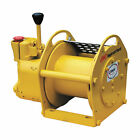 Ingersoll Rand Air Winch 1320lb Cap 66 FPM 397 ft Lift 1/4in Load Chain Diameter