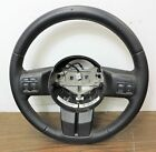 2011 2018 Jeep Wrangler Leather Wrapped Steering Wheel W Controls 6DG55DX9AB