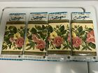 4 total rolls Collage Celsea floral Decorative Wall Paper Border 5 Yards each