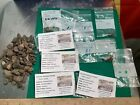 REILLYS ROCKS Northwest Africa Meteorite Lot 11 Bagged Specimens +160 Grams