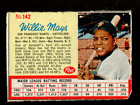 Happy Birthday to The Say Hey Kid! Top 10 Willie Mays Baseball Cards 18