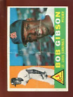 Bob Gibson Cards, Rookie Card and Autographed Memorabilia Guide 4