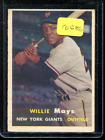 Happy Birthday to The Say Hey Kid! Top 10 Willie Mays Baseball Cards 22