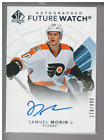 2017-18 SP Authentic Hockey Cards 23