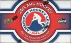 2013-14 Upper Deck AHL (2014) HOCKEY (SET) BOX