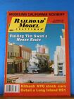Railroad Model Craftsman Magazine 1997 March Kitbash NYC stock cars Detail LIRR