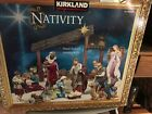 Kirkland Signature Nativity Hand Painted Fabric Clothing