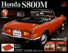 [MODEL] Weekly Honda S800M #2 Hachette 1/6 1:6 scale S800 S AS800 AS800E diecast
