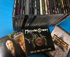 STRYPER Michael Sweet Lot of 24 CDs and one DVD! Ultra rare!!!!!