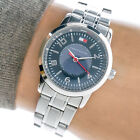 Tommy Hilfiger Womans Watch TH.36.3.25.0680 Black Gray Dial Silver Tone Working
