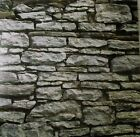 Wubie Prints Scrapbooking Paper OLD STONE WALL