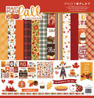 Photo Play Mad 4 Plaid Fall 12x12 Collection Autumn Thanksgiving