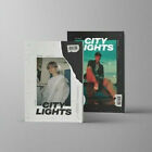 US SHIPPING EXO Baekhyun City Lights CD+Poster(On)+Book+Lyric+Card BAEK HYUN