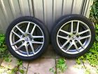 Honda Accord CL9 Type S Euro R CL7 Acura TSX oem 17 wheels + 225 45 17 tyres