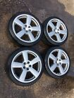 Audi Skoda Vw Alloy Wheels Full Set With Tyres 18 inch