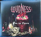 Loudness - Eve to Dawn CD 2012 digi North America press Frostbyte ** Like New **