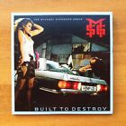 THE MICHAEL SCHENKER GROUP - Built To Destroy CD 1983