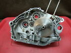 13 2013 SUZUKI TU250 TU 250 X TU250X ENGINE CASE, BLOCK, CRANK SHAFT, LEFT #W127
