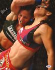 Miesha Tate Cards and Autographed Memorabilia Guide 27