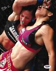 Miesha Tate Cards and Autographed Memorabilia Guide 30