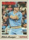 2019 Topps Heritage Baseball Variations Gallery and Checklist 205