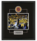 Kyrie Irving signed photo framed 2016 Cleveland Cavaliers Finals Auto w COA