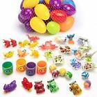Egg Toys 36 Pcs Filled Popular Eggs Perfect As Party Favors Hunt Supplies