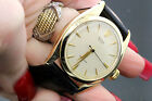 Rolex Oyster Precision mid 1950s 9k Gold Watch